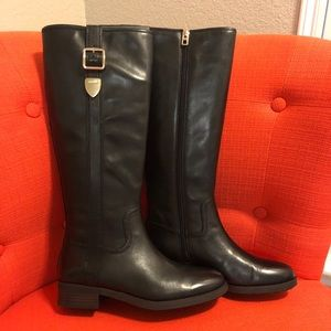 Coach Riding Boot
